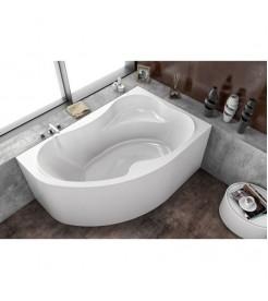 Ванна Kolpa San LULU-L 170x110 левая