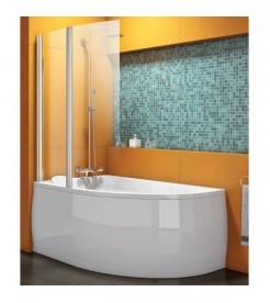 Шторка на ванну Kolpa san Sole TP 104x140